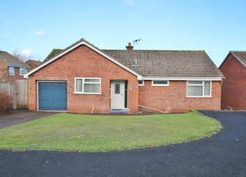 Thumbnail 3 bed detached bungalow for sale in Elm Court, Woolaston, Lydney