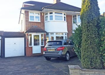 Thumbnail 4 bedroom semi-detached house for sale in Hawthorn Close, Orpington