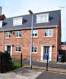 Thumbnail 3 bed terraced house to rent in Market Walk, Jarrow