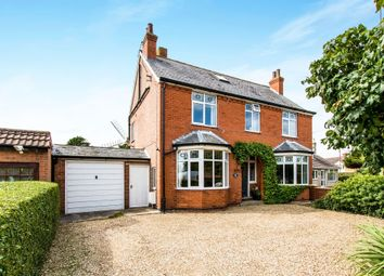 Thumbnail 5 bed detached house for sale in East End, Burgh Le Marsh, Skegness