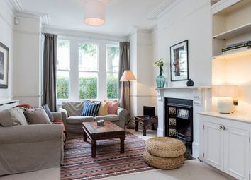 Thumbnail 4 bed terraced house to rent in Fontarabia Road, London