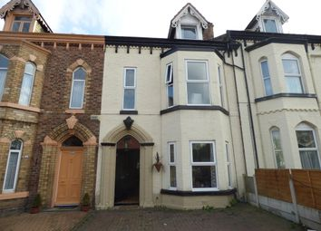 Thumbnail 5 bed terraced house for sale in Bedford Road, Rock Ferry, Birkenhead