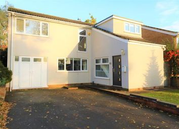 Thumbnail 4 bed detached house for sale in Woodbank, Glen Parva, Leicester, Leicestershire