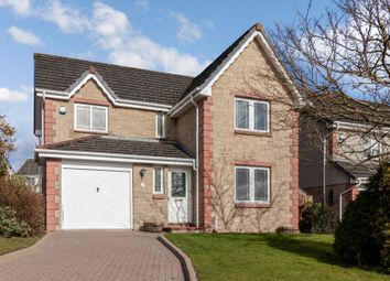 Thumbnail 4 bed detached house for sale in 4 Braemar Drive, Dunfermline