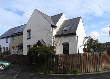 Thumbnail 3 bed end terrace house for sale in Maes Yr Orsaf, Cilgerran, Cardigan