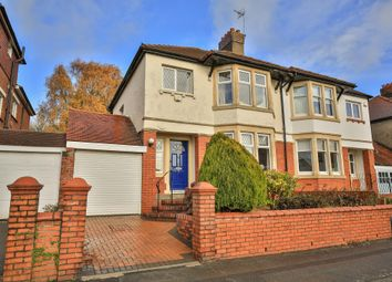 Thumbnail 3 bedroom semi-detached house for sale in Dorchester Avenue, Penylan, Cardiff