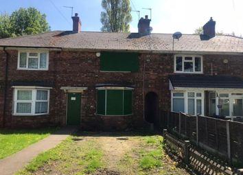 Thumbnail 3 bed terraced house for sale in Regan Crescent, Erdington, Birmingham, West Midlands
