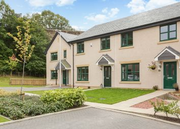 Thumbnail 3 bed semi-detached house for sale in Westmil Haugh, Lasswade