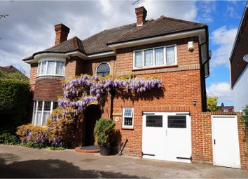 Thumbnail 4 bedroom detached house for sale in Pelham Road, Gravesend