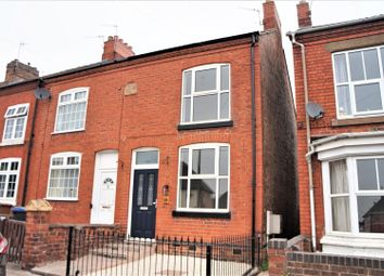 Thumbnail 3 bed end terrace house for sale in London Road, Markfield