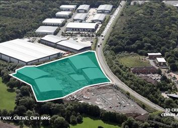 Thumbnail Commercial property for sale in Apollo Park, University Way, Crewe