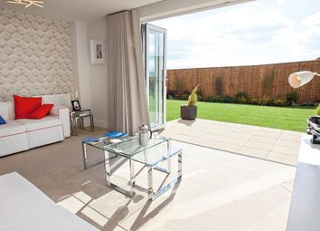 "Thumbnail 3 bedroom town house for sale in ""The Kilmington"" at Derwent Close, Stamford Bridge, York"
