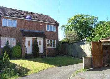 Thumbnail 2 bed semi-detached house to rent in The Chase, Boroughbridge, York