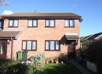 Thumbnail 2 bed semi-detached house for sale in Nuthatch Close, Weymouth