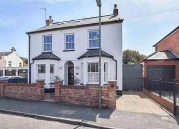 Thumbnail 5 bed detached house for sale in Chapel Avenue, Addlestone