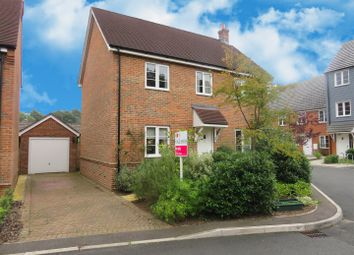 Thumbnail 4 bed detached house for sale in Reed Close, Hassocks