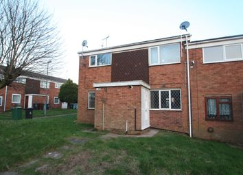 Thumbnail 2 bedroom maisonette to rent in Pommel Close, Walsall