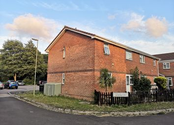 Thumbnail 2 bed flat for sale in Cowslip Close, Gosport