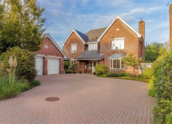 Thumbnail 4 bed detached house for sale in Walnut Grove, Crick, Caldicot