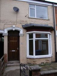 Thumbnail 2 bed terraced house to rent in Brougham Street, Albert Avenue, Hull