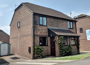 Thumbnail 2 bed semi-detached house for sale in London Close, Piddlehinton