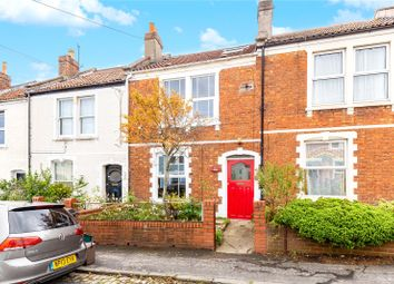 Thumbnail 4 bed terraced house for sale in Melbourne Road, Bishopston, Bristol