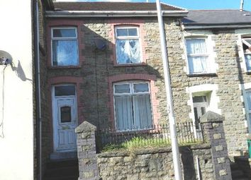Thumbnail Terraced house to rent in Court Street, Tonypandy Rhondda