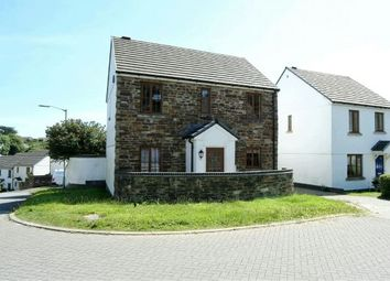 Thumbnail 5 bed detached house for sale in Chyvelah Vale, Gloweth, Truro