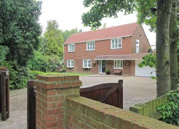Thumbnail 4 bed detached house for sale in Kingsdown, Sittingbourne