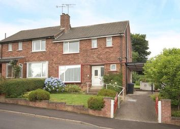 Thumbnail 3 bed semi-detached house for sale in Knab Rise, Sheffield, South Yorkshire