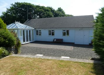 Thumbnail 2 bed detached bungalow for sale in Cilcennin, Nr Aberaeron