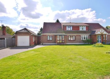 Thumbnail 5 bed semi-detached house for sale in Pear Trees, Ingrave, Brentwood, Essex