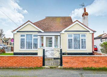 Thumbnail 3 bedroom bungalow for sale in Oakwood Road, Rhyl
