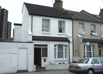 Thumbnail 3 bed terraced house to rent in Margravine Road, London