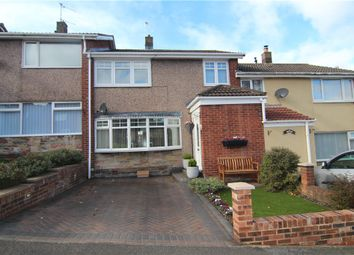Thumbnail 3 bed terraced house for sale in Midhill Close, Langley Park, Durham