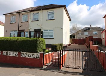 Thumbnail 3 bed semi-detached house for sale in Barrachnie Road, Glasgow