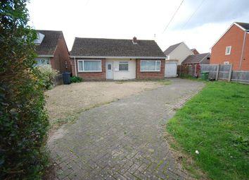 Thumbnail 3 bed detached bungalow for sale in Marsh Road, Hilperton, Trowbridge