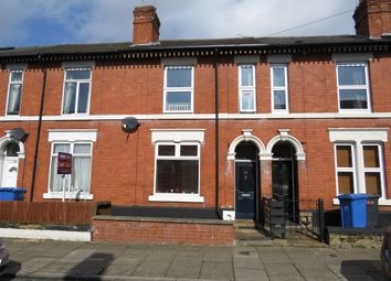 Thumbnail 3 bed terraced house for sale in Harcourt Street, Derby