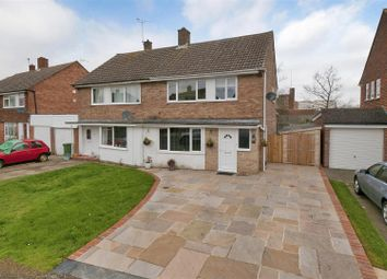 Thumbnail 3 bed semi-detached house for sale in Ribston Gardens, Paddock Wood, Tonbridge