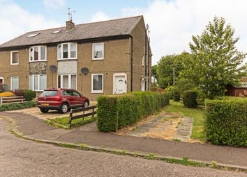 Thumbnail 2 bed flat for sale in 197 Broomfield Crescent, Edinburgh