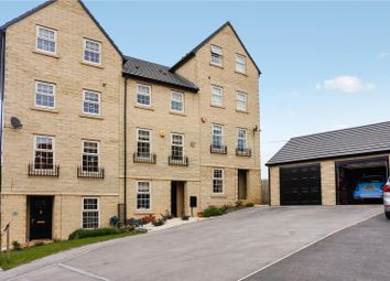 Thumbnail 4 bed town house for sale in Woodlock Road, Ackworth