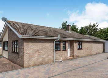 Thumbnail 3 bedroom bungalow for sale in Beck Row, Bury St. Edmunds, Suffolk