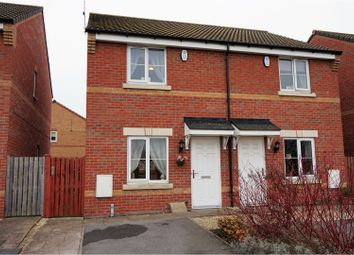 Thumbnail 2 bed semi-detached house for sale in Northfield Avenue, Doncaster