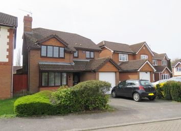 Thumbnail 4 bed property to rent in Caister Close, Hemel Hempstead
