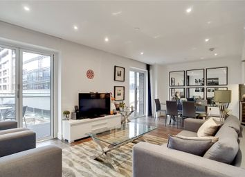 Thumbnail 3 bed flat for sale in Wiverton Tower, Aldgate Place, 4 New Drum Street, London