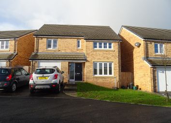 Thumbnail 4 bedroom detached house for sale in Gwern Close, St Lythans Park, Cardiff.