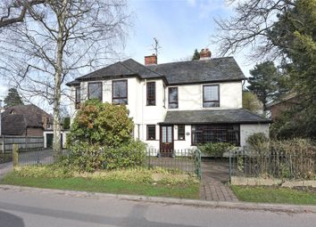 Thumbnail 6 bed detached house for sale in Ravenswood Avenue, Crowthorne, Berkshire