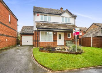 Thumbnail 4 bed detached house for sale in Grenville Court, Plympton, Plymouth