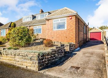 Thumbnail 3 bedroom bungalow for sale in Roslyn Avenue, Netherton, Huddersfield