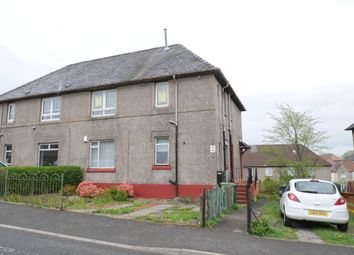 Thumbnail 2 bed flat for sale in Levern Crescent, Barrhead